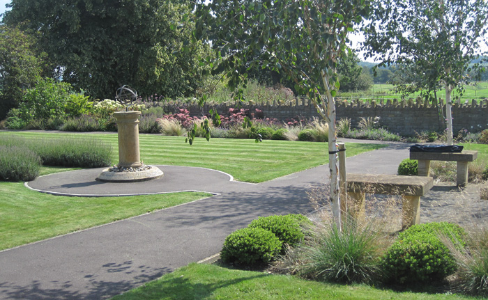 Open garden rnas military cemetery yeovilton amanda patton for Garden design yeovil