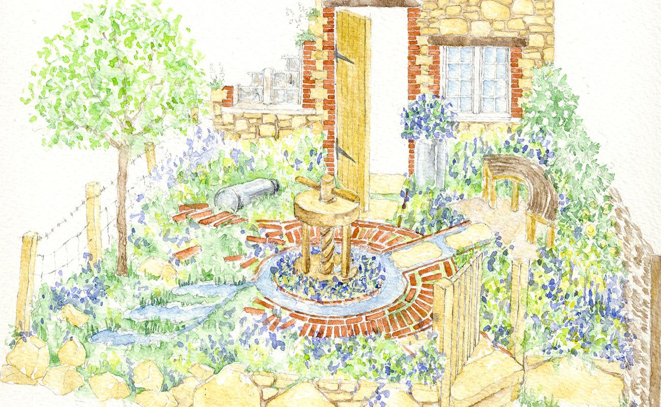 Amanda Patton Chelsea Flower Show 2