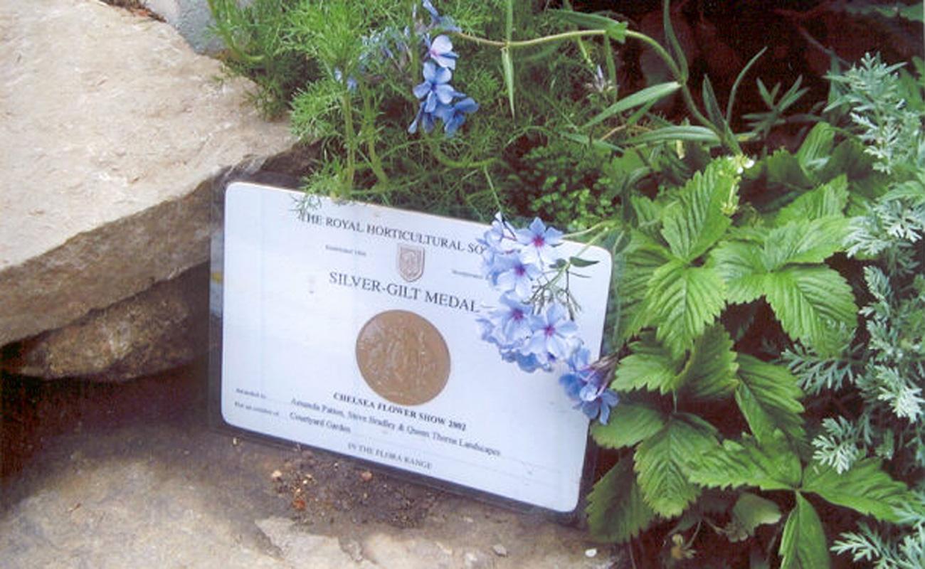 Amanda Patton Chelsea Flower Show 9