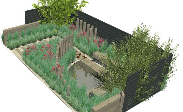 Amazing Garden Design Sussex Frieze Garden Design and Inspirations