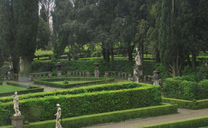 Tuscan gardens tour Amanda Patton (1)