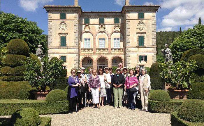 Tuscan gardens tour Amanda Patton (18)